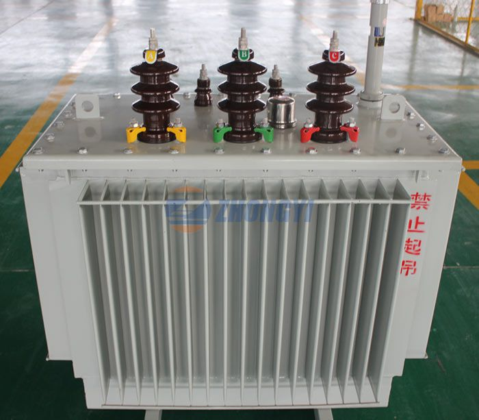 What is the unexcited voltage regulation of transformer?