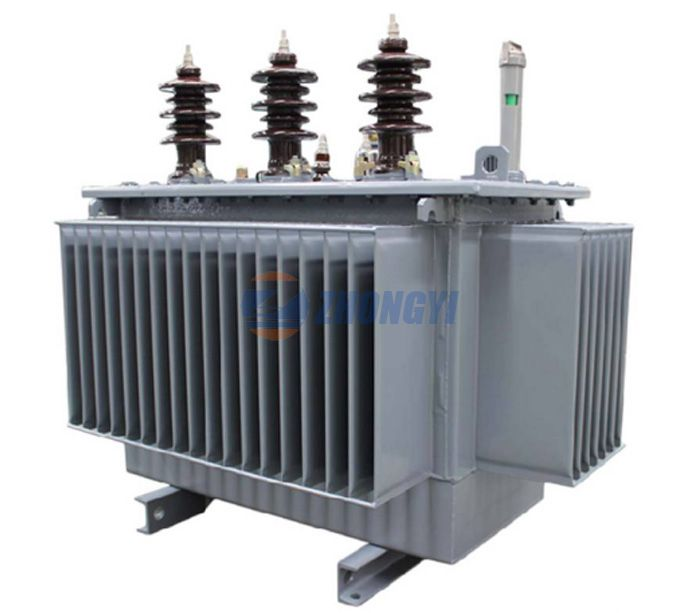 What is the Line Voltage and Phase Voltage of the Transformer?