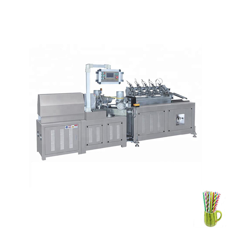 paper straw making machine