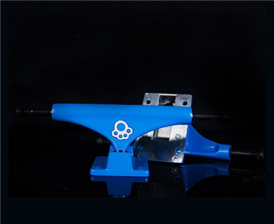 Professional factory price Skateboard  Trucks high quality  aluminum Trucks Casting PU For OEM