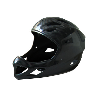Professional High Quality hot sell Carbon Longboard Sport Helmet Down Hill  Safty Helmet  wholesale