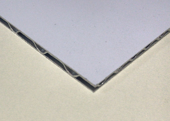 Aluminum Core Composite Panels