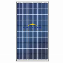 280W 60-cell poly solar module