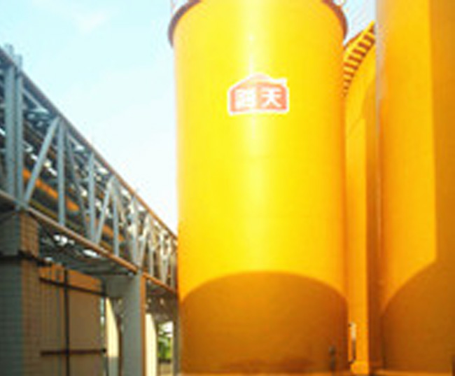 Soybean sauce storage tank