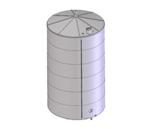Vinegar Storage Tank