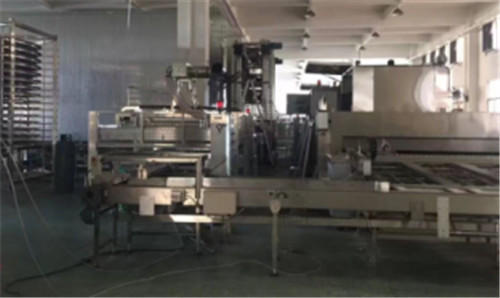 2019 China industrial high quality Complete Bakery Mahinery manufacture