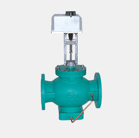Adjustable Dynamic Flow Balancing Valve