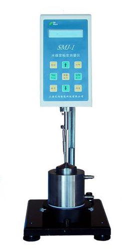 Coal water slurry viscometer