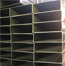 Cold Rolled Rectangular Steel Tube