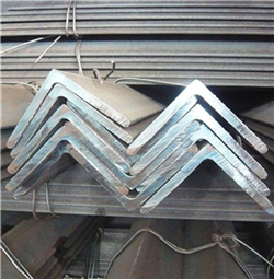Cheap Price hot rolled angel steel/ MS angles profile equal or unequal steel angles