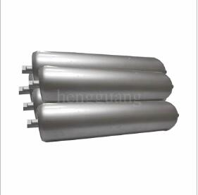 Stainless steel roller