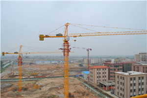 QTZ100(TC6513B)  Trustworthy Self Erecting FIxed Hydraulic Construction Building Tower Crane
