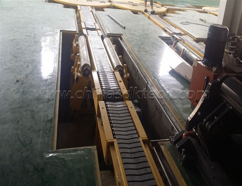 Paper stripping machine
