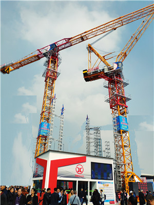 QTP315(TCT7530) Trustworthy Self Erecting FIxed Hydraulic Construction Building Tower Crane