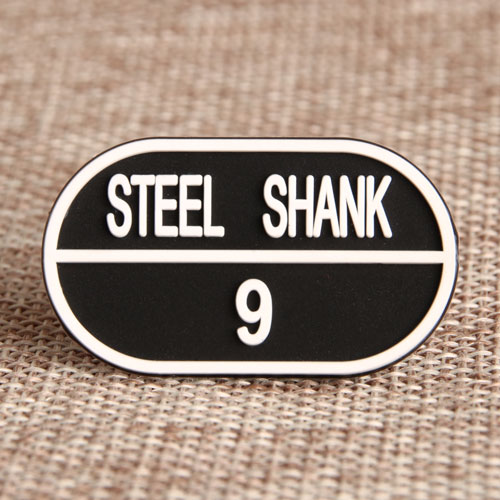 Steel Shank PVC Patches