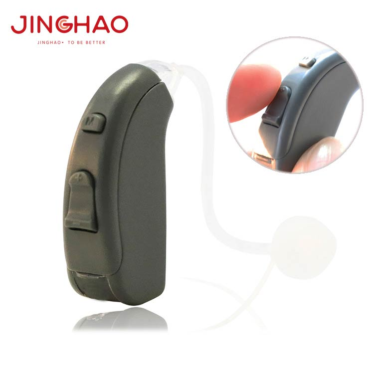 JH-D03 BTE FM Balanced Armature Loudspeaker Open Fit Hearing Aid / Hearing Amplifier