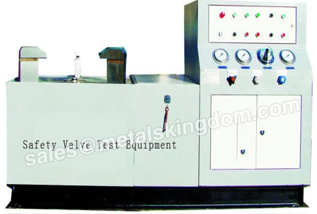 Safety Valve Tightness Test Bench Safety Valve Test Bench Valve Pressure Test Bench