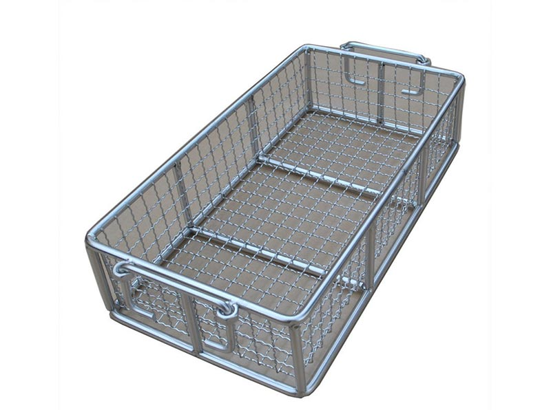 Stainless Steel Wire Basket  Wire Baskets & Trays    Filters & Baskets