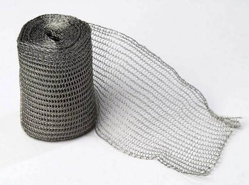 Knitted Mesh    Knitted Mesh/Mist Eliminator  Material Filter Cloth