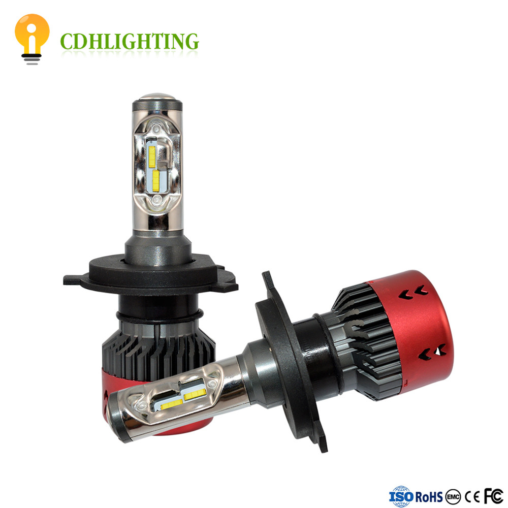 CDH-V6 70W 4400LM H7 Headlight Automotive Grade LED