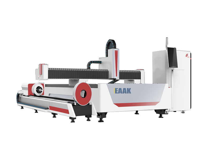 China fiber laser metal cutting machine