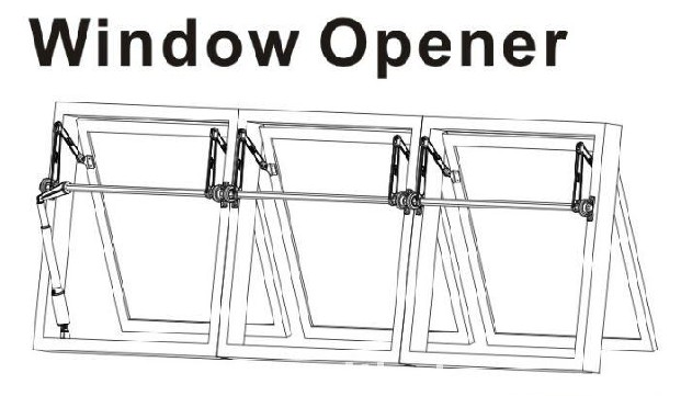 Heavy Window Opener