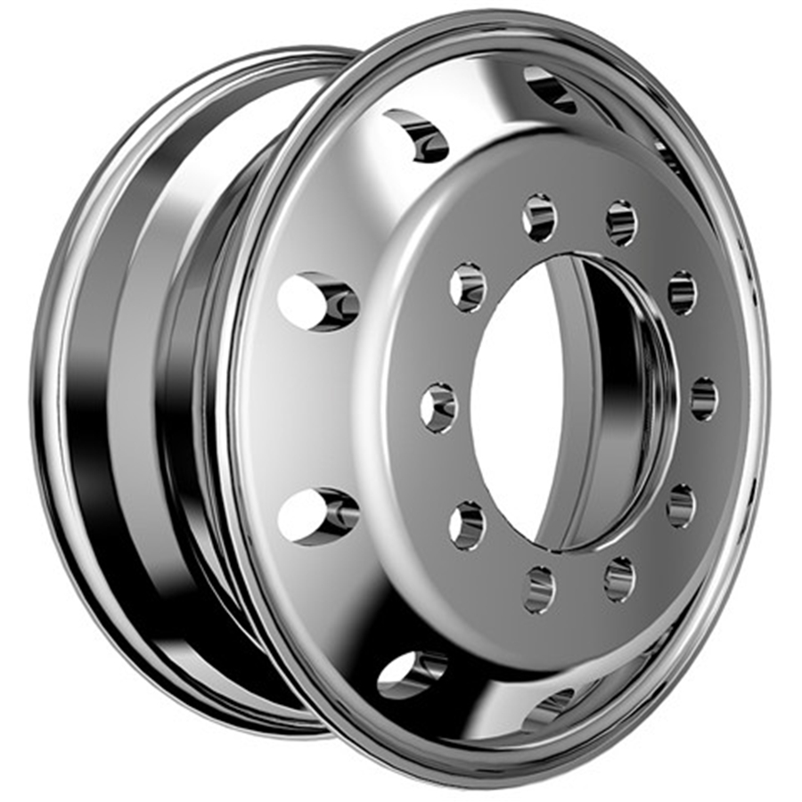 Double Side Polished Wheels,customized Flow Forming Wheels