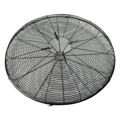 China low price industrial Solid and durable industrial fan spiral grill