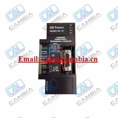 GE Fanuc Series 90-30 IC693MDL390