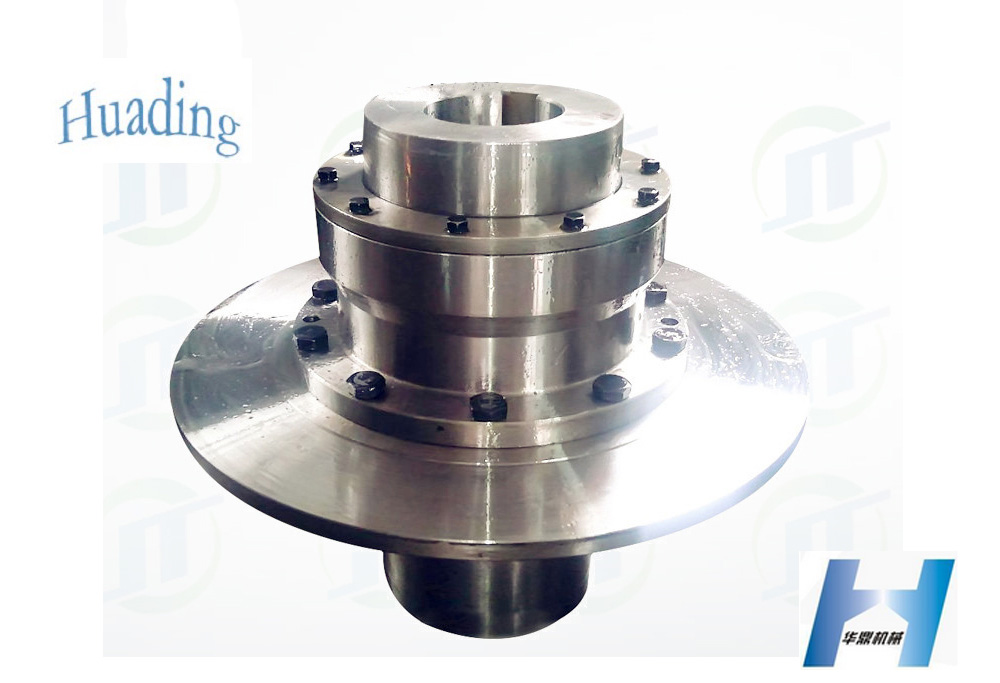 WGP Drum Gear Coupling With Brake Disc,Drum Gear Coupling in Wire Mill,Drum Gear Coupling Manufacturer