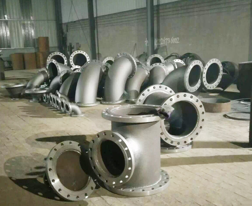 Welded Flange Tee  Seamless Tee   Welded Flange Tee Manufacturer  Pipe Fitting