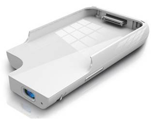 iPhone 4 projector