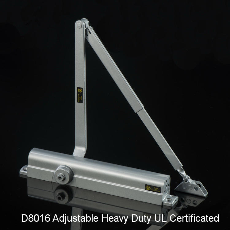 UL Certificate Adjustable Heavy Duty Door Closer