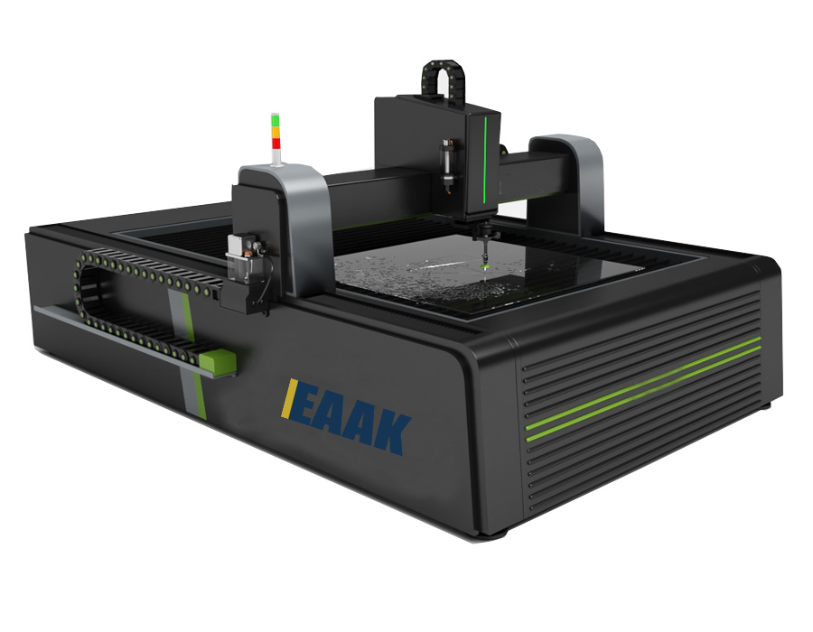 EAAK CNC water jet cutting machines
