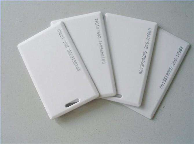 TK4100 CLAMSHELL SMART CARD