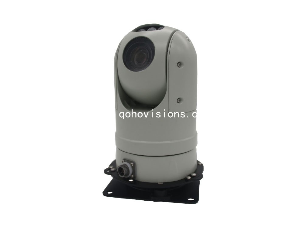 960P Vehicle PTZ camera