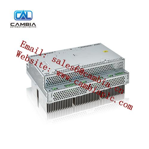 ABB	07KT98B GJR5253100R3160	plc power supply