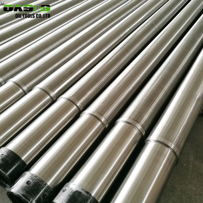 Wire Wrapped Pipe Based Screens for Deep Well Drilling