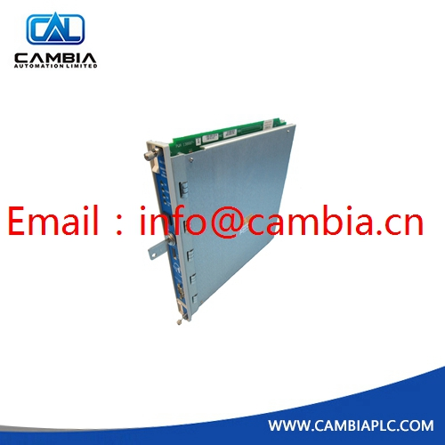 3500/15-02-05-00	BENTLY NEVADA	Email:info@cambia.cn