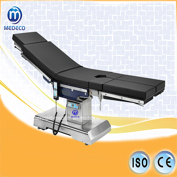 Electric Surgicaltable Surgical Bed Electir Hydralic Operating Table Dt-12e (S)