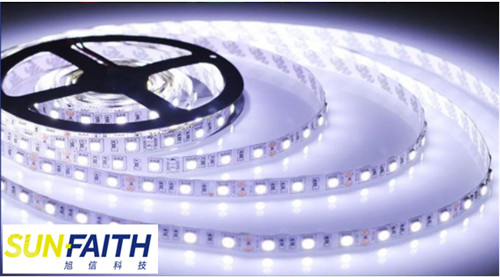 factory price hot selling Showcase light box decoration 12V sealant Light strip manufacture