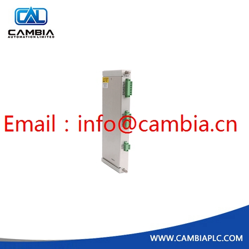 3500/15-03-05-01	BENTLY NEVADA	Email:info@cambia.cn