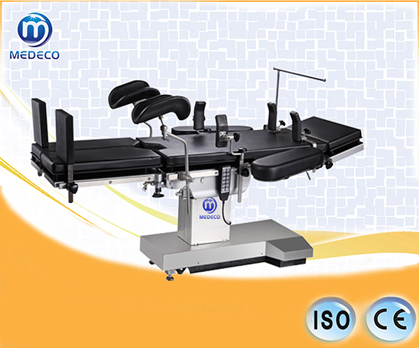 Clinic Curing Bed High Quality Electric Hydraulic Operation Table Dt-12e New Type