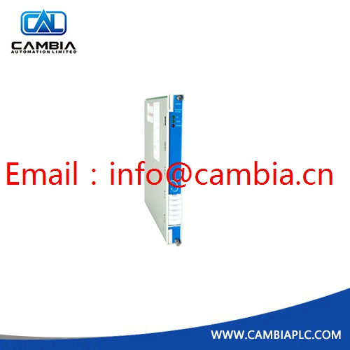 3500/15-03-04-02	BENTLY NEVADA	Email:info@cambia.cn
