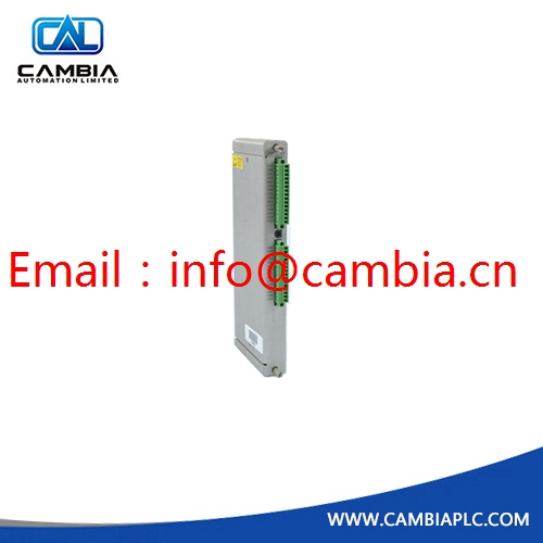 3500/92-03-01-00	BENTLY NEVADA	Email:info@cambia.cn