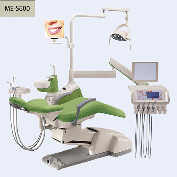 Dental Clinic Computer Controlled Dental Unit Mes-600