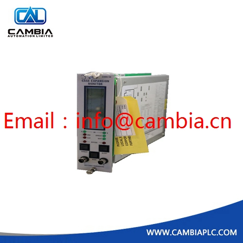 3500/92-02-01-01	BENTLY NEVADA	Email:info@cambia.cn