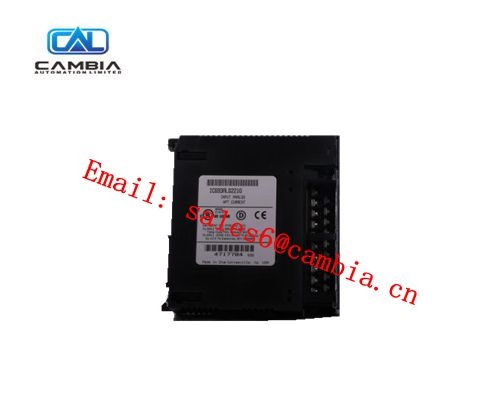 IC693MDL733	programmable logic controls