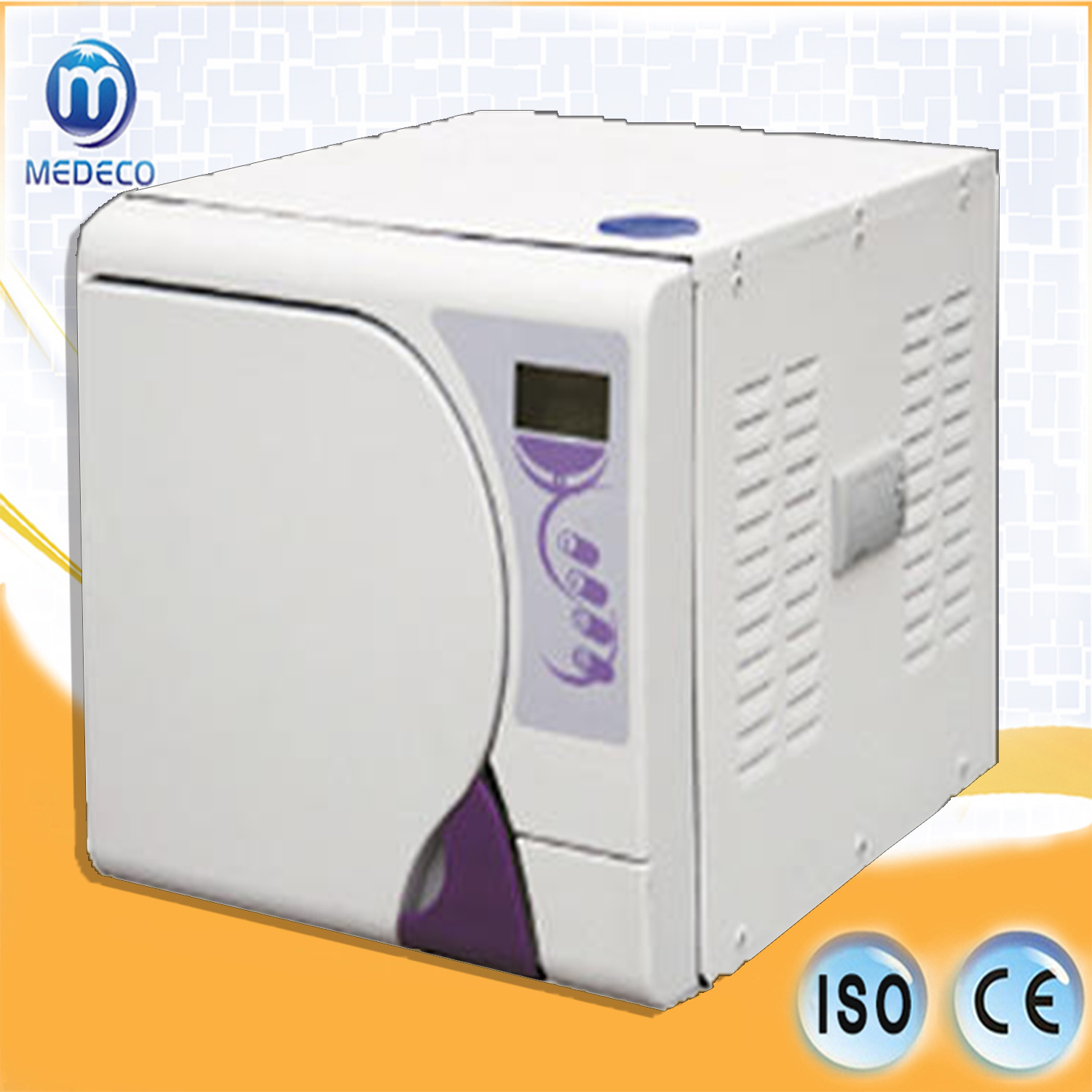 Table Top Steam Sterilizer Me-Xd12DV/20DV/24DV, Medical Equipment