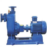 self priming pump manufacturers
